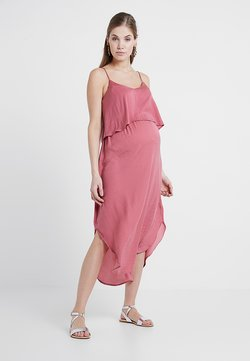 Ripe - NURSING SLIP DRESS - Vestido informal - rose