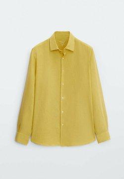 Massimo Dutti - Skjorta - neon yellow