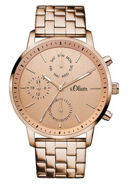 s.Oliver - Chronograph - rosé