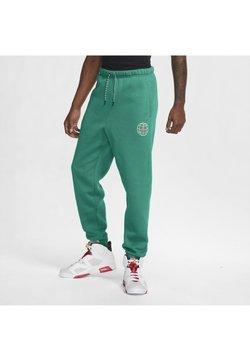 Jordan - MOUNTAINSIDE PANT - Jogginghose - neptune green