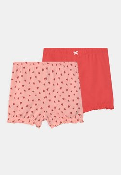Carter's - 2 PACK - Shorts - light pink/red