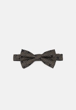 Twisted Tailor - AINSLEY BOWTIE - Fliege - black/gold