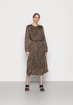 Second Female - ERNA DRESS - Sukienka letnia - burnt olive