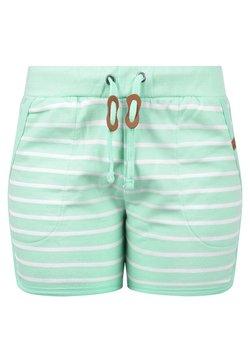 Blendshe - KIRA - Shorts - mint, green