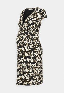 Noppies Studio - DRESS SENIN - Jerseykleid - black