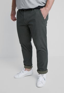 Jack´s Sportswear - STRETCH BELT - Chinot - army