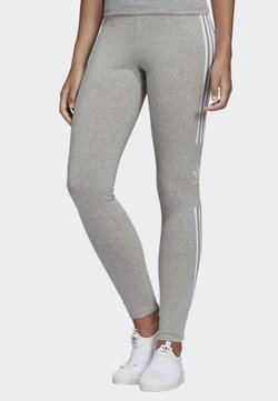 adidas Originals - ADICOLOR TREFOIL TIGHTS - Leggings - grey