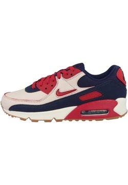Nike Sportswear - AIR MAX PREMIUM - Baskets basses - sail-midnight navy-gum medium brown-university red