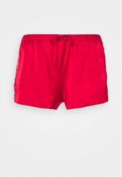 Agent Provocateur - GISELE SHORTS - Pyjamabroek - red