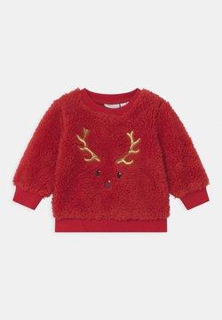 Name it - NBNRENOSE UNISEX - Fleece trui - jester red