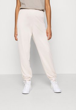 Fashion Union - BERGAMOT PANT - Jogginghose - cream