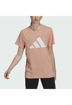 adidas Performance - Funktionsshirt - pink