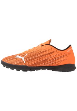 Puma - ULTRA 4.1 TT - Fußballschuh Multinocken - shocking orange/black