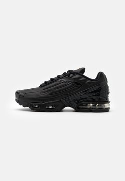 Nike Sportswear - AIR MAX PLUS III UNISEX - Sneaker low - black/dark smoke grey