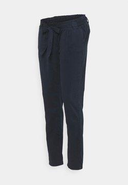 Seraphine - ISAAC - Spodnie materiałowe - navy