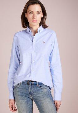 Polo Ralph Lauren - OXFORD SLIM FIT - Button-down blouse - blue hyacinth