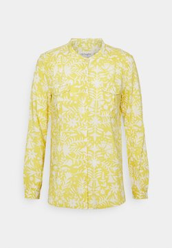 Thought - OTOMI BLOUSE - Bluse - lemon yellow