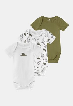 Name it - NBMBODY DINO 3 PACK UNISEX - Body - loden green