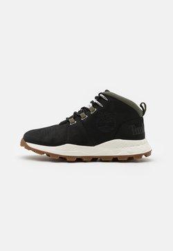 Timberland - BROOKLYN CITY MID - Sneaker high - black