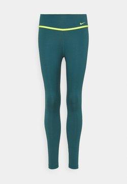 Nike Performance - ONE 7/8 - Tights - dark teal green/cyber