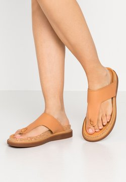 Clarks - TRACE SHORE - Varvassandaalit - light tan