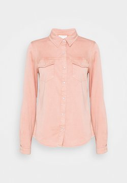 Vila - VIBISTA - Button-down blouse - misty rose