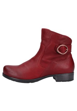 Think! - Ankle Boot - red