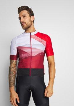 Vaude - ME MAJURA TRICOT  - T-Shirt print - mars red