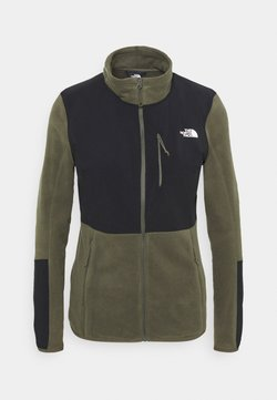 The North Face - DIABLO MIDLAYER JACKET - Veste polaire - new taupe green/black