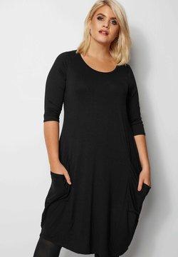 Yours Clothing - Freizeitkleid - black