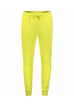 Calvin Klein Jeans - MONOGRAM - Jogginghose - limone