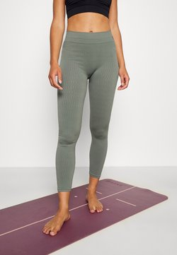 Yogasearcher - DANDA - Legging - khaki