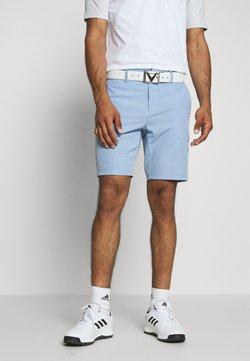 Cross Sportswear - BYRON SHORTS SOLID - Urheilushortsit - forever blue