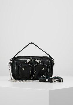 Núnoo - HELENA WASHED - Handtasche - black