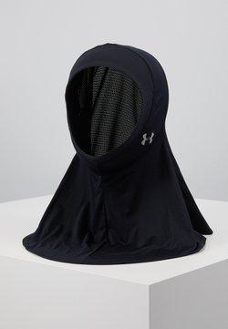 Under Armour - SPORT HIJAB - Bonnet - black/silver