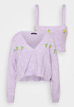 Trendyol - SET 2-IN-1 - Pullover - lila