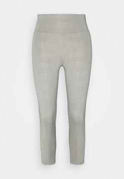 Guess - LEGGINGS - Tights - grey