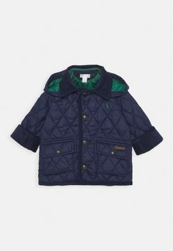 Polo Ralph Lauren - KEMPTON CAR OUTERWEAR JACKET - Winterjas - cruise navy