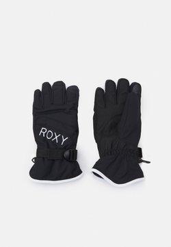Roxy - JETTY SOLGLOVES - Fingerhandschuh - true black