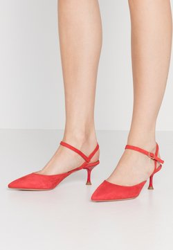 Oxitaly - LUCIA - Classic heels - red