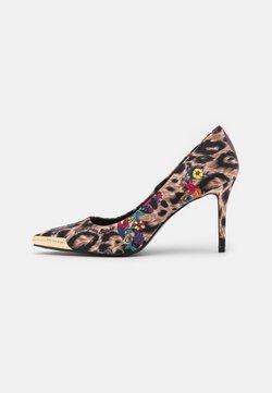 Versace Jeans Couture - High Heel Pumps - brown
