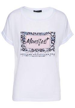 Decay - T-Shirt print - weiß