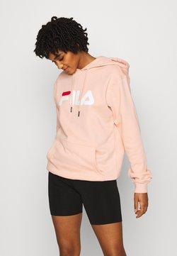 Fila - PURE HOODY - Sweat à capuche - coral cloud