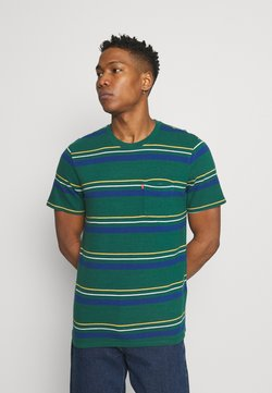 Levi's® - RELAXED FIT POCKET TEE - T-Shirt basic - multi-color