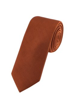 Next - SLIM  - Krawatte - orange