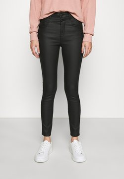 ONLY - ONLCHRISSY LIFE  - Jeans Skinny - black