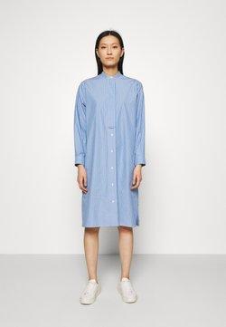 ARKET - DRESS - Blusenkleid - blue