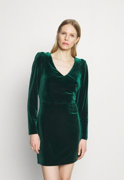 NAF NAF - FIONA - Cocktailkleid/festliches Kleid - deep forest