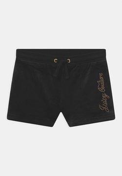 Juicy Couture - LUXE DIAMANTE - Shortsit - jet black