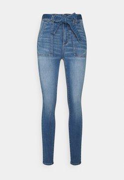 American Eagle - HIGHEST RISE JEGGING - Jeans Skinny - effortlessly cool